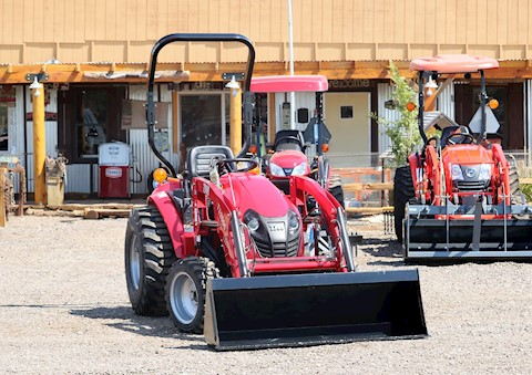 2020 TYM TRACTORS T26HST-TL 25HP 4X4 TRACTOR LOADER