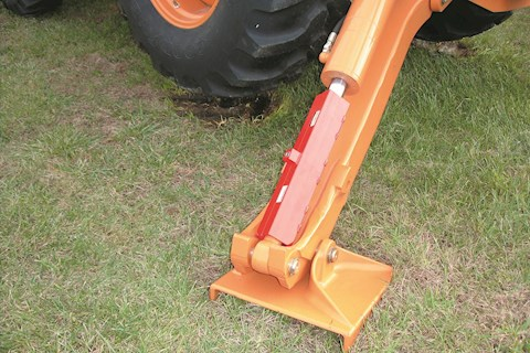 Unknown STBL - Unknown Loader Backhoes