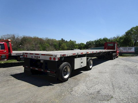 "2008 Wilson Hopper Bottom 43'x96""x66"" - Utility Trailers"