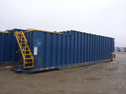 VE ENTERPRISES 500 BBL 21K Gal Frac Tank 2699 - VE ENTERPRISES Trailers