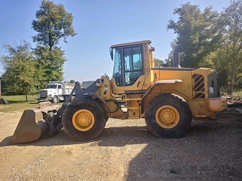 2009 Volvo L60F - Volvo Loaders
