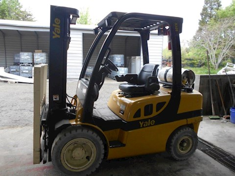 Yale GLP060 - Yale Forklifts