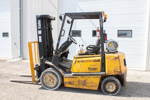 Yale Pro Series ISO 9002 - Yale Forklifts