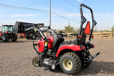 2021 Yanmar SA221H LandPro Tractor Loader with Mower Deck and UPGRADES - Yanmar Tractors