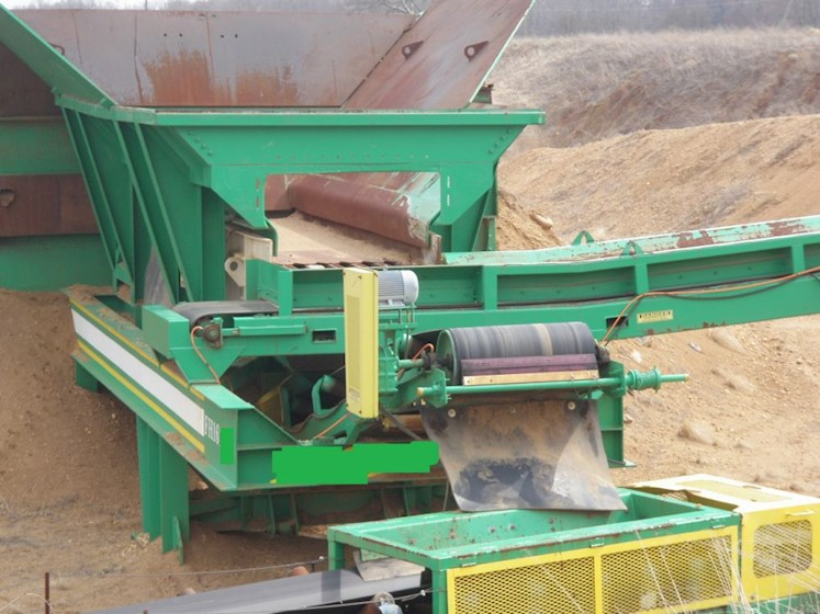 MISC 36 Ground - MISC Aggregate Equipment