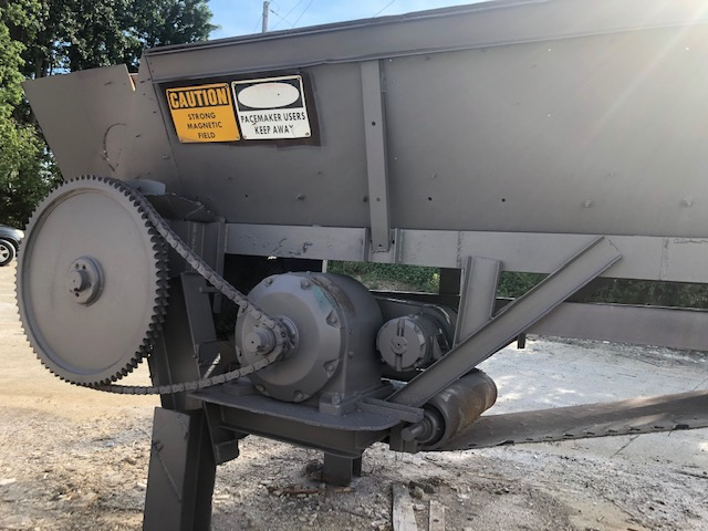 MISC Infeed Hopper - MISC Aggregate Equipment