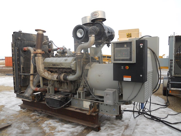 2013 MTU 500 KW - MTU Aggregate Equipment