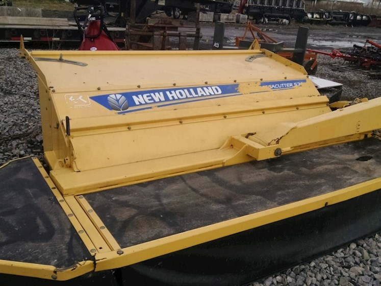 2012 New Holland 512 - New Holland Hay & Forage