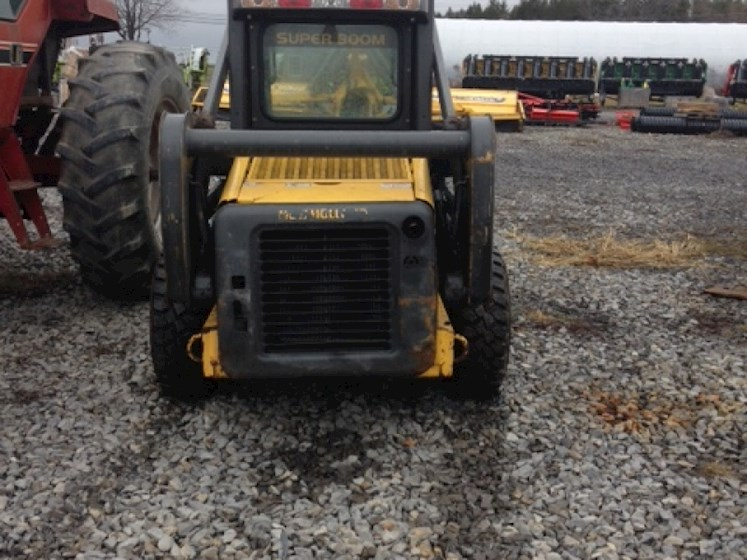 2010 New Holland L160 - New Holland Loaders