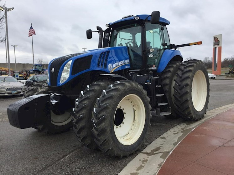 2011 New Holland T8.360 - New Holland Tractors