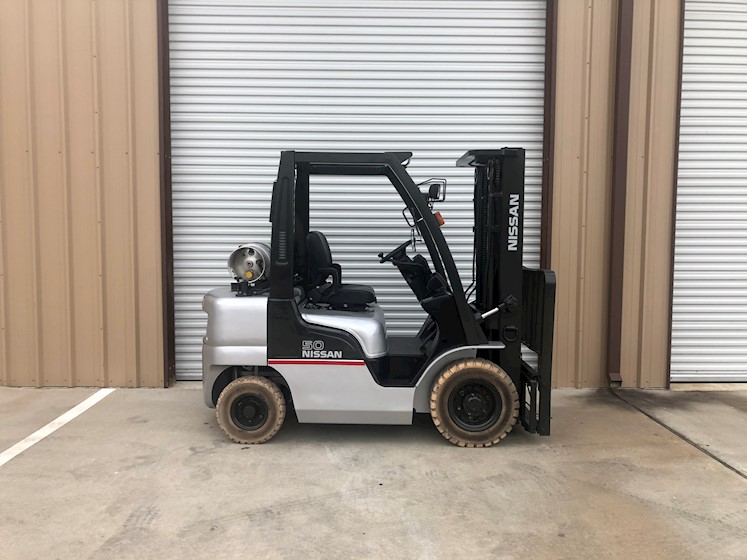 2011 Nissan MP1F2A25LV - Nissan Forklifts