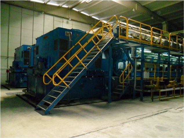 2009 Other Wartsila Natural Gas Generator Plant 70 MW - Other Generators