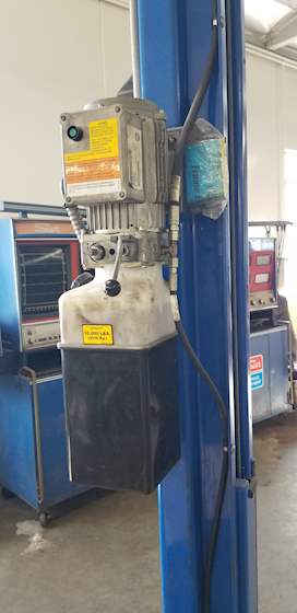 Other Rotary SPOA10N700 - Other Other Lifts & Handlers