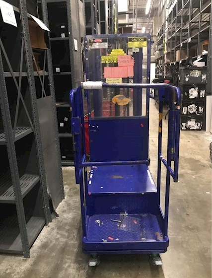 2010 Other PS-10 - Other Warehouse Lifts