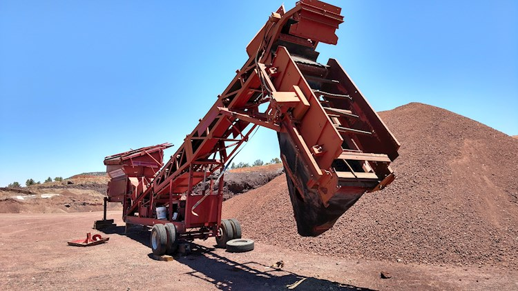 1996 Read Challenger R176 - Read Aggregate Equipment