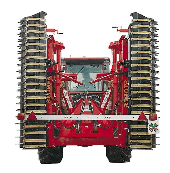 Remac Stone Burier IS 400RX - Remac Disc, Tine & Tillage