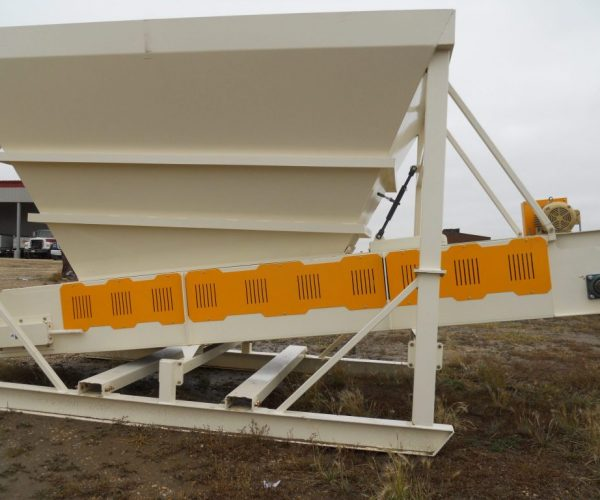 RLC Aggregate Equipment 14 YARD SKID FEEDER - RLC Aggregate Equipment Aggregate Equipment