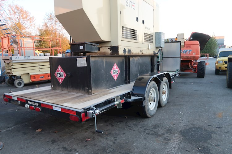 2009 Southland 44314R - Southland Trailers