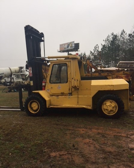 1985 Taylor TE-250 - Taylor Forklifts