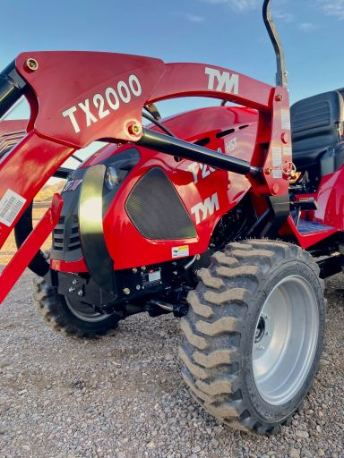 2021 TYM T26HST-TL 25HP 4x4 Tractor Loader Backhoe - TYM Tractors