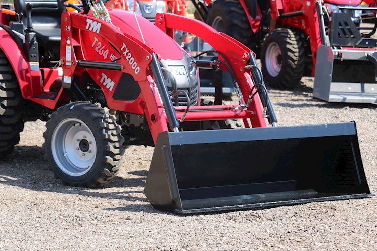 2021 TYM T26HST-TL 25HP 4x4 Tractor Loader - TYM Tractors