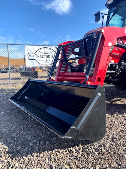 2021 TYM T49HSTC-TLB Cab Tractor Loader Backhoe 48HP 4x4 HYSTAT - TYM Tractors