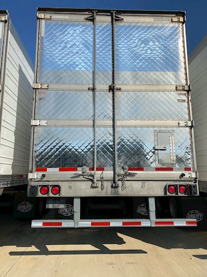 2015 Utility Reefer 53x102 TK S600 - Utility Tow Trailers