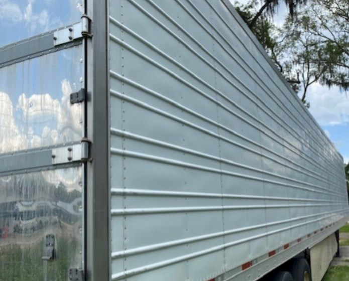 2012 Utility 2012 Utility Reefer with Carrier X2100A - Utility Trailers