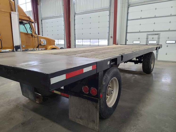 2016 Utility 26 ft Pull - Utility Trailers