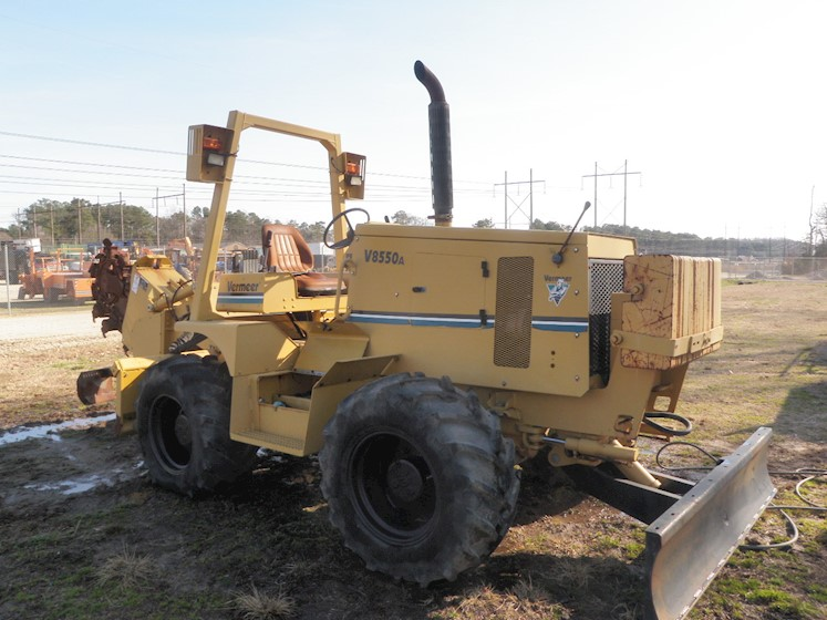 2002 Vermeer V8550A - Vermeer Other Construction Equipment