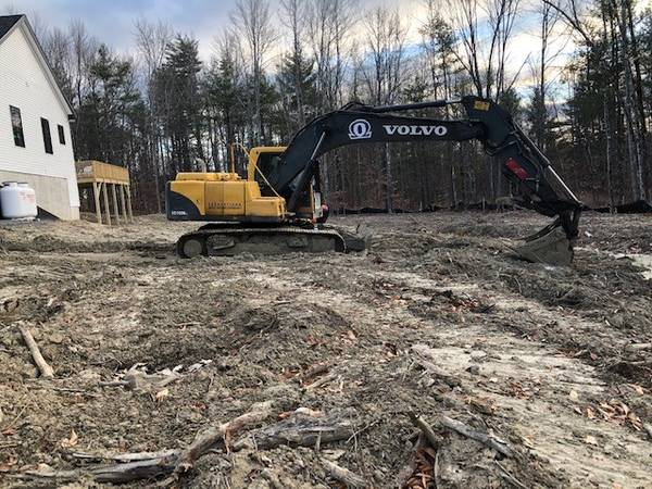 2004 Volvo EC160 in Maine (🅰𝐀𝐥𝐥 𝐎𝐟𝐟𝐞𝐫𝐬 𝐂𝐨𝐧𝐬𝐢𝐝𝐞𝐫𝐞𝐝) - Volvo Excavators