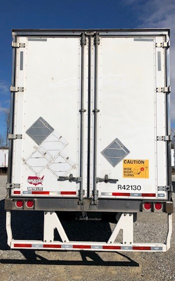 Wabash 53x102 Reefer Carrier 7300X - Wabash Tow Trailers