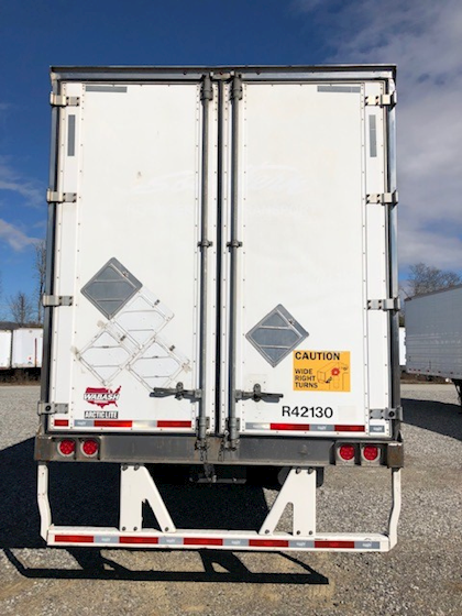 2017 Wabash 2017 Wabash 53X102 Reefer with Carrier 7300X - Wabash Trailers