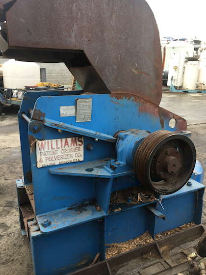 1990 Williams 18600 - Williams Shredders
