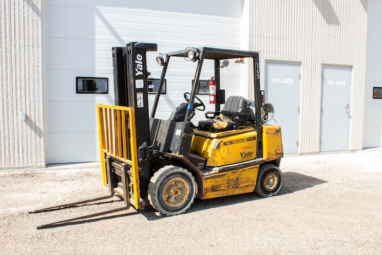 1998 Yale Pro Series ISO 9002 - Yale Forklifts